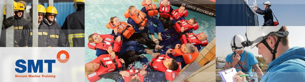 Stream Marine Training Ltd.
